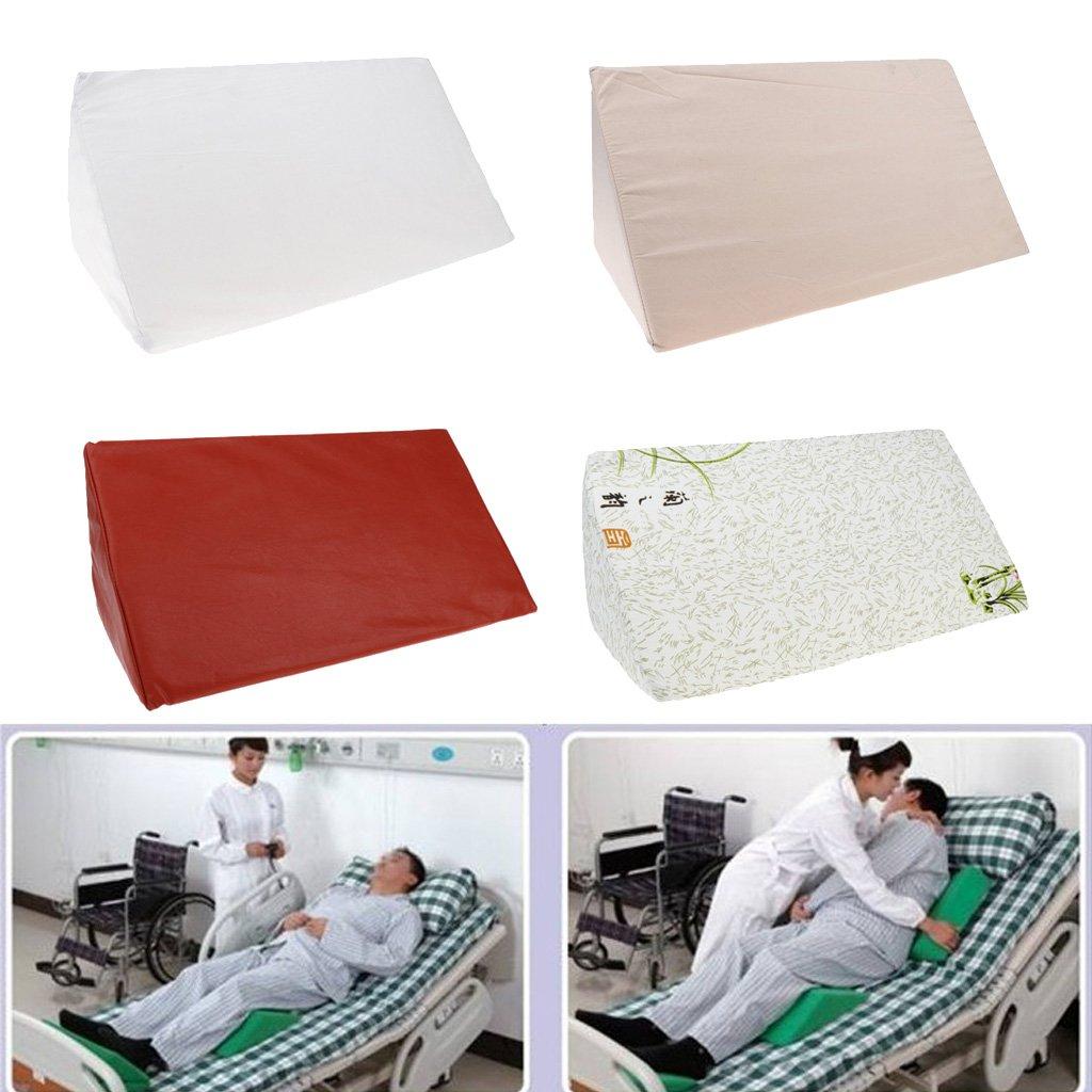 1 pc Almohadilla Almohada de Cuña para Reflujo de Espuma ácido Cómodo Dormir Relajarse - Multi