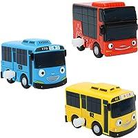 Poco autobús TAYO Toy 3 pcs (Tayo