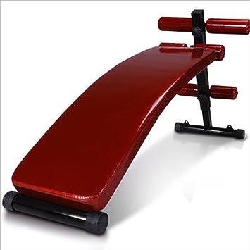 Tablero supino / Equipo de ejercicios abdominales / Abdomen ...