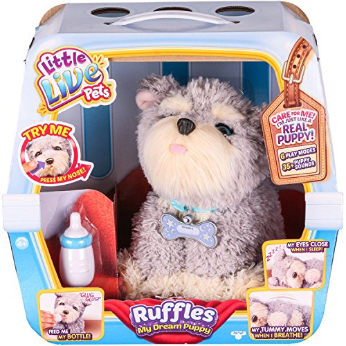 Walmart Toys Puppy : Cute little cool live pets ruffles my dream puppy buy