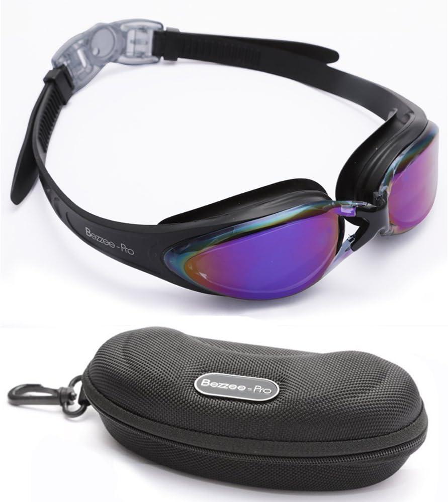 Swim Youth Child Eye Safety Goggles Pool Beach Purple Set of 2 pk