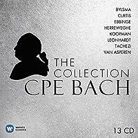 C.P.E. Bach Collection [Importado]