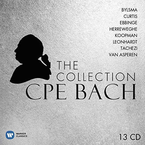 CPE Bach: The Great Masterworks