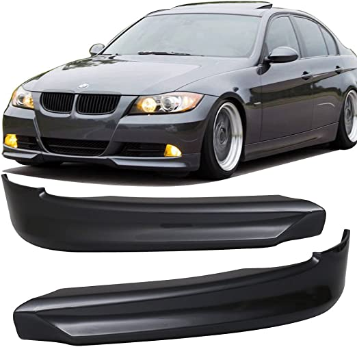 Fits 05-11 3-Series E90 Sedan M3 Trunk Spoiler Painted #A22 Sparkling Graphite