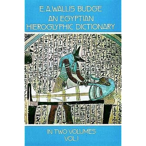 Ancient Egyptian Hieroglyphics: Amazon.com
