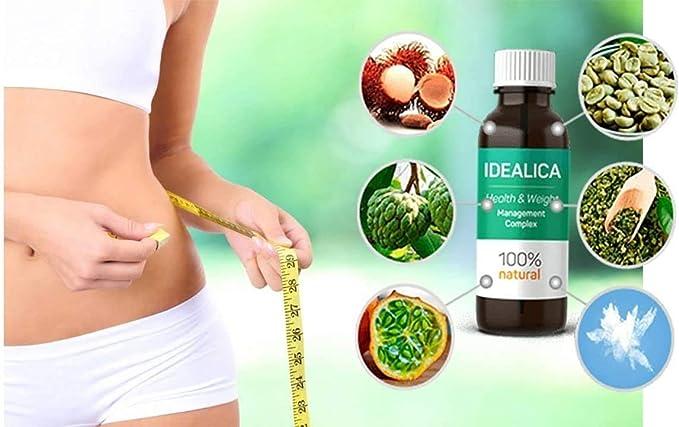 IDEALICA NATURAL 100% GOTAS 20 ML (Pack 3 Unidades): Amazon.es: Salud y cuidado personal
