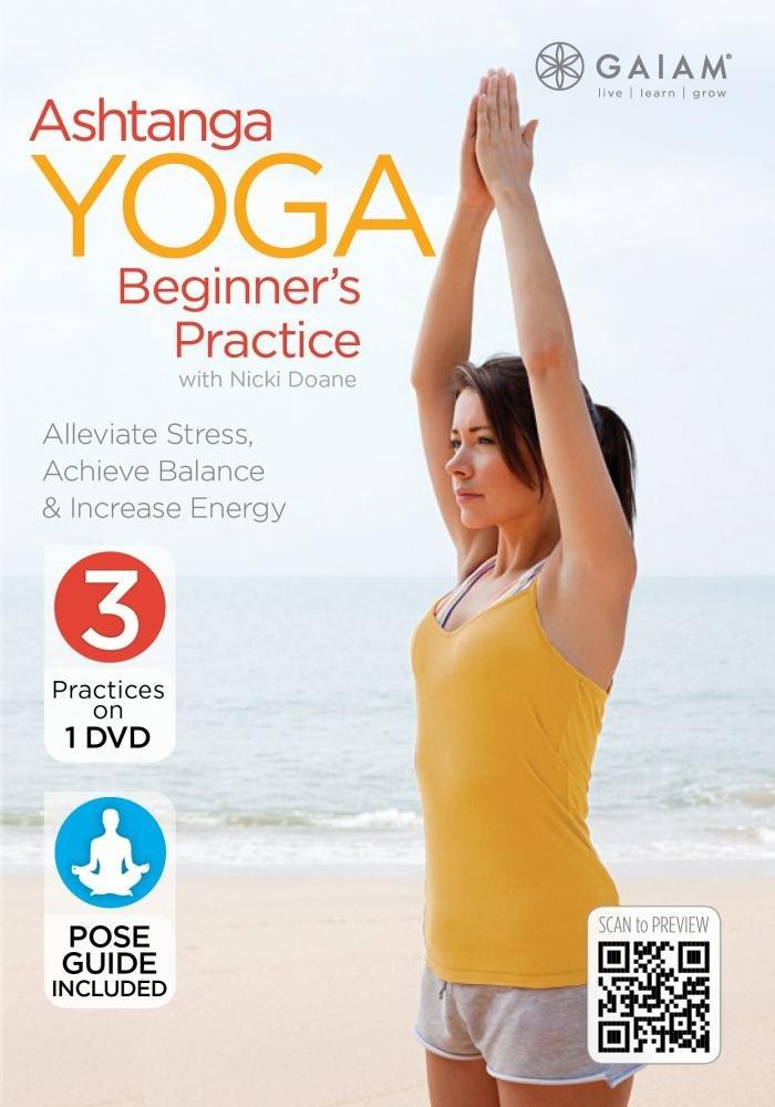 Amazon.com: Ashtanga Yoga Beginners Practice: Nikki Doane ...