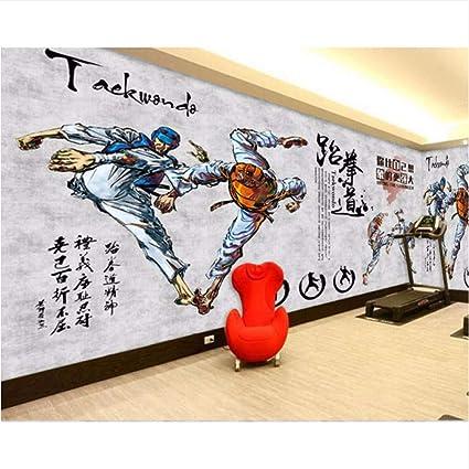 Mural Artes Marciales