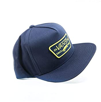 Vans Full Patch Snapback Cap: : Sport & Freizeit