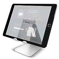 "Tablet Ständer Verstellbare, Lamicall Tablet Staender : Universal Halter, Halterung, Dock für 2018 Pad Pro 10.5 / 9.7, Pad Air 2 3 4, Pad mini 2 3 4, Samsung, Huawei andere Tab 5""-13"" - silber"