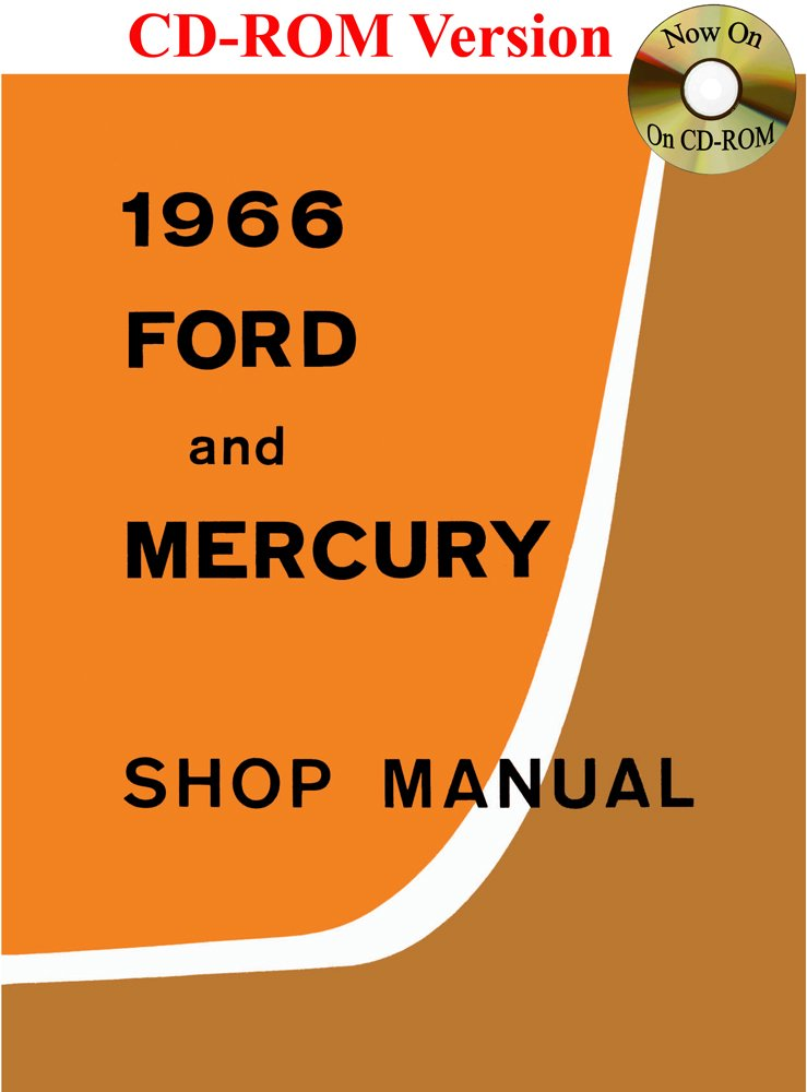 1966 Ford and Mercury Shop Manual pdf
