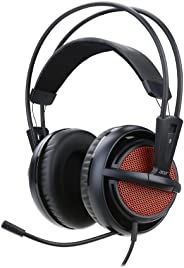 Headset Gamer Predator By Steelseries, Phw510, Preto