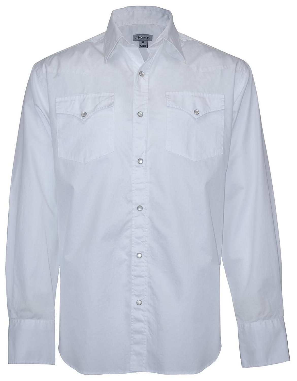 Western Dress Shirt $79.35 AT vintagedancer.com