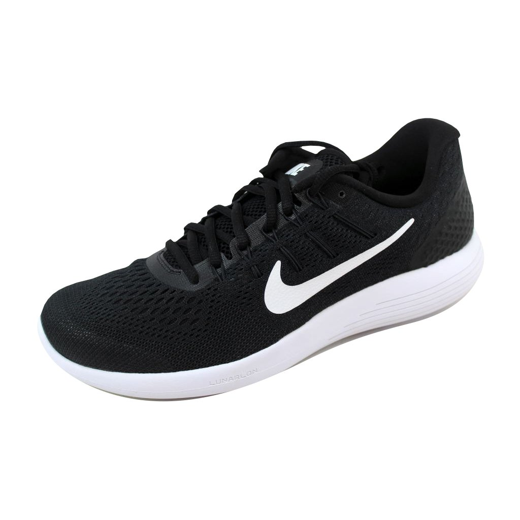 Nike Mens Lunarglide 8, Black / White - Anthracite B019DF3J3W 10.5 D(M) US|Black / White - Anthracite