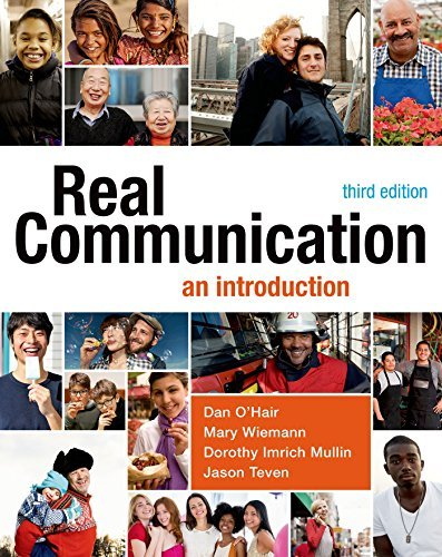 Real Communication: An Introduction by Dan O'Hair (2014-11-07)