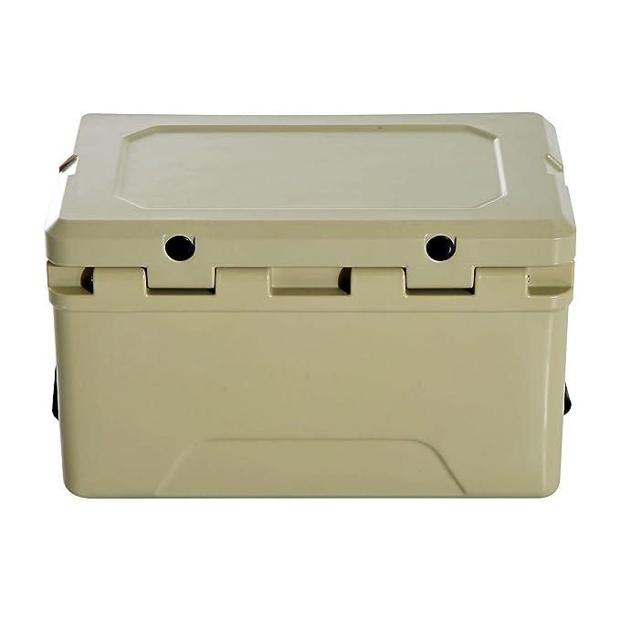 Outsunny - Heavy Duty Funda rígida Cooler/Ice Box: Amazon.es: Jardín