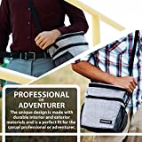 MAZFORCE Lunch Box Insulated Lunch Bag for Men