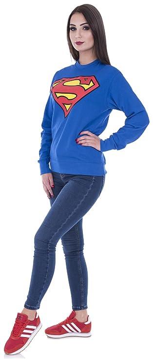 Sweater Batman Pulli Superman Pullover Sweatshirt Fledermaus Frontprint  Comic Superheld Kostüm Superhelden Fasching Karneval Verkleiden: Amazon.de:  ...