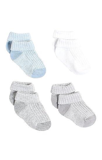 1cf577023 Amazon.com  Soft Newborn Baby Dream Unisex Assorted 4 pack Cute ...