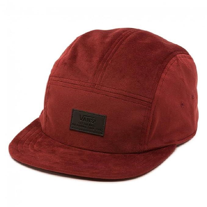 c1b3c8bf9e1 Image Unavailable. Image not available for. Color  Vans Lewis 5-Panel  Unisex Camper Hat
