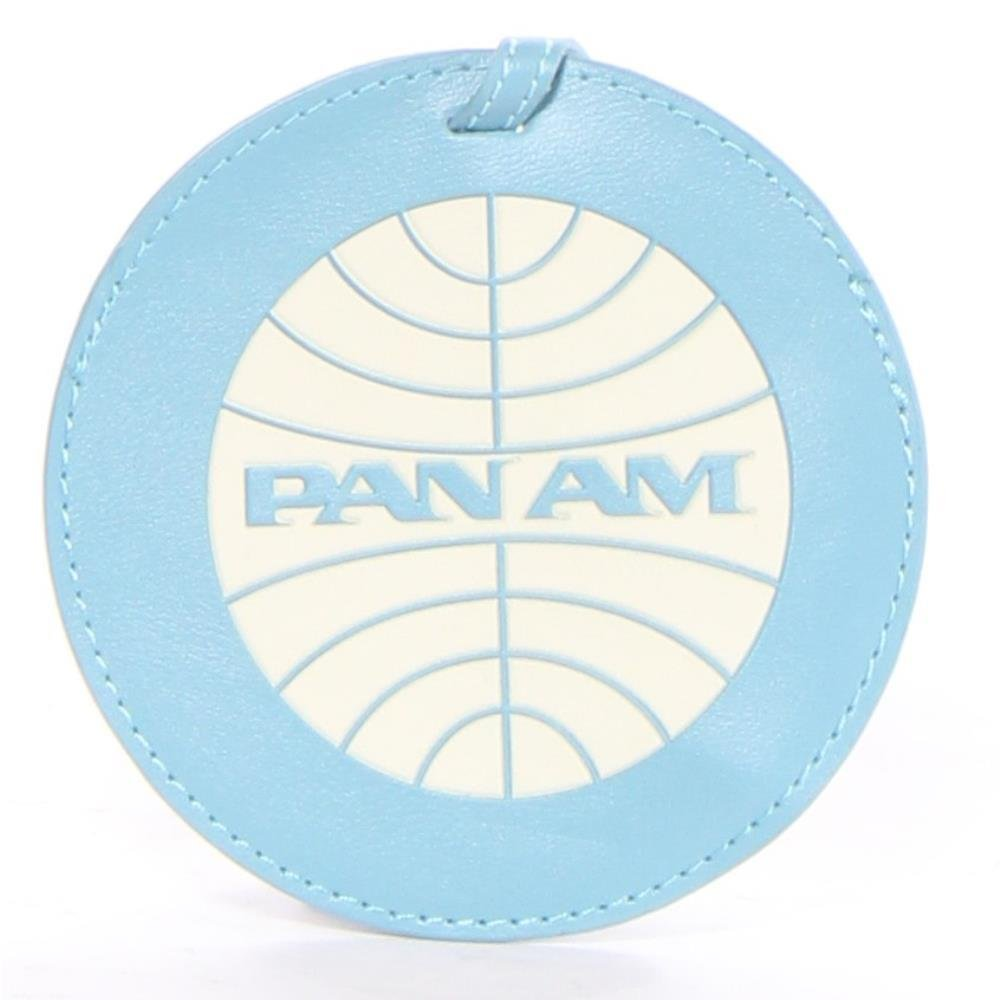 Pan Am Men's Luggage Tag-4, Flight Blue, X-Small