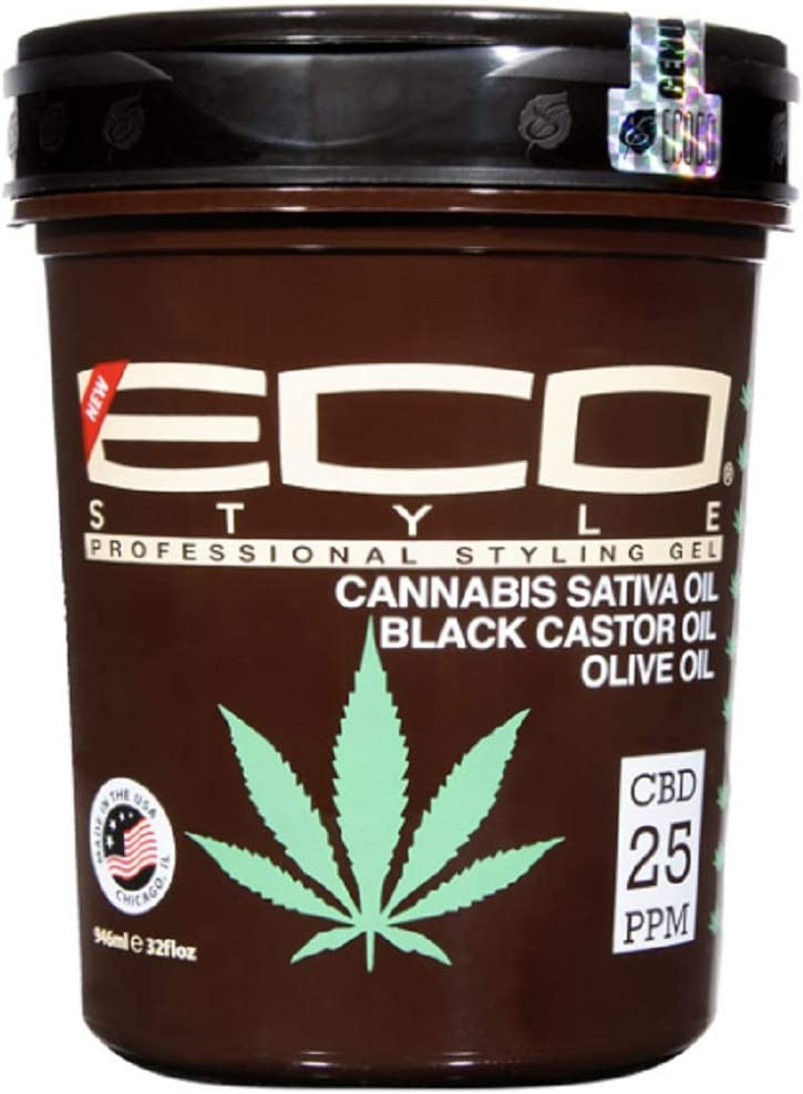 Eco Style Cannabis Sativa Oil 946 ml