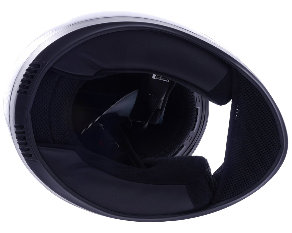 Motorradhelm WACHMANN WA-10S Patronus schwarz matt Integralhelm Gr/ö/ße XL