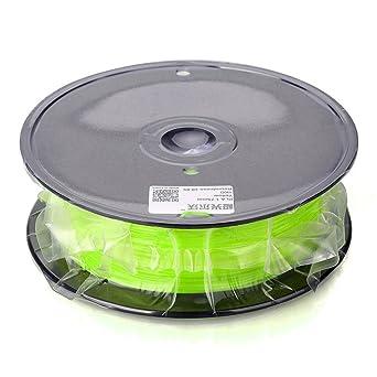Amazon.com: jgaurora Impresora 3d filamento pla Luz Color ...