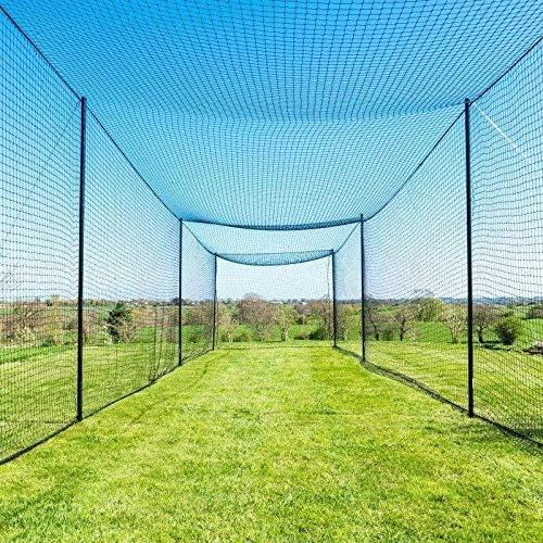 Fortress Baseball Batting Cage Nets HDPP Knotted Twine