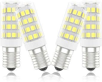 Phoenix-Bombillas LED E14 Campana Extractora,Bombilla Nevera 5W ...