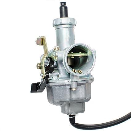 amazon com: carburetor carb for honda trx 200sx 1986 1987 1988: automotive