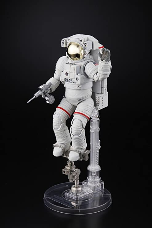 Bandai Hobby Mutta and Apo EVA set Space Brothers 1//10 Exploring Lab Series