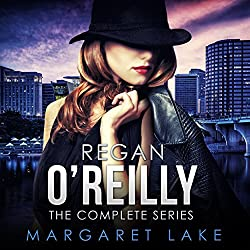 Regan O'Reilly, Private Investigator (Boxed Set): The Complete Series