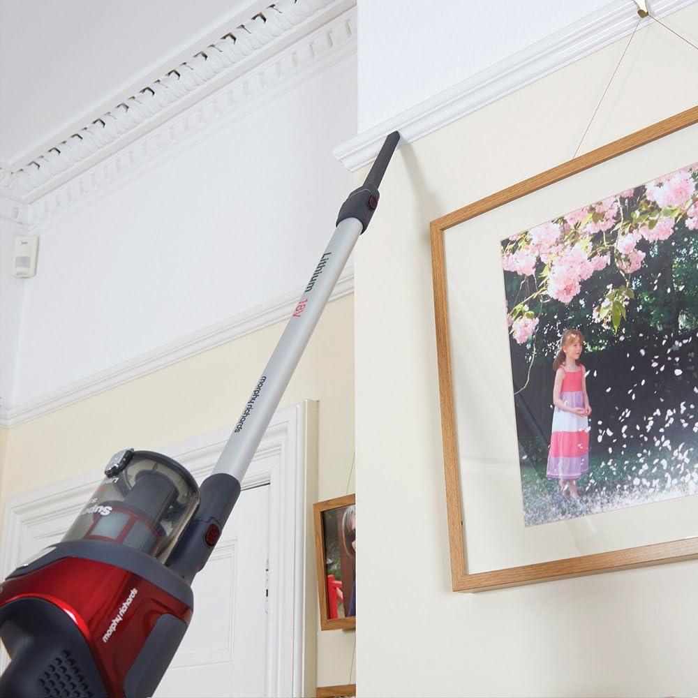 Morphy Richards Supervac Sleek Pro Cordless Vacuum Cleaner 734005 Cordless Cleaner