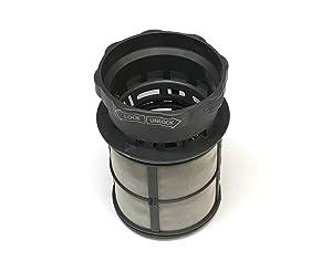 OEM LG Dishwasher Mesh Filter for LDF7774BD, LDF7774ST, LDF7774WW, LDF8072ST, LDF8764ST