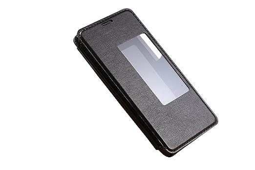 13 opinioni per ERLI Huawei Honor 6 PU Pelle Custodia ,Ultra-Sottile Clamshell Con ID Chiamante