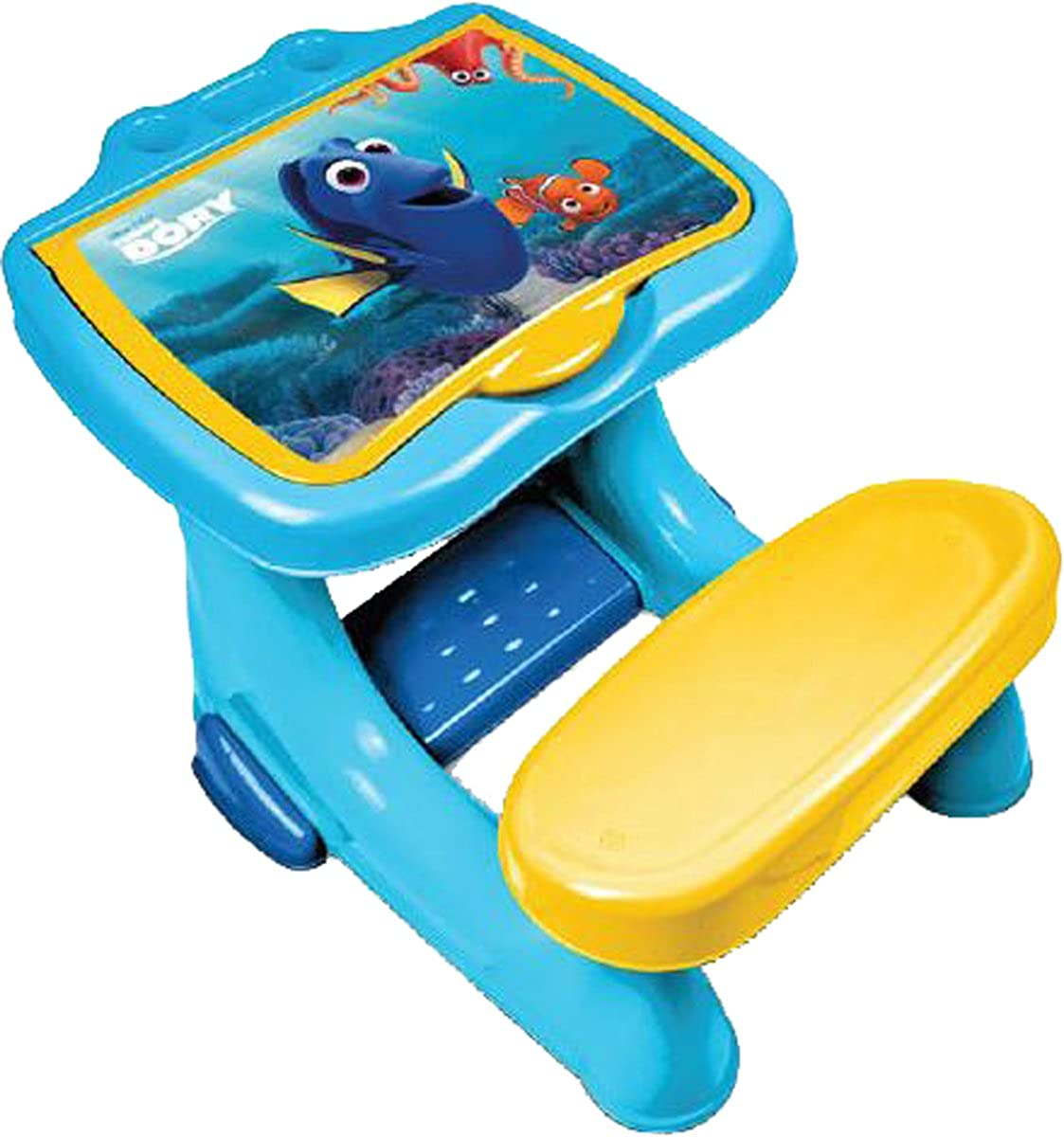 Childrens Disney Finding Dory Activity Kids Educational Desk With Storage Space