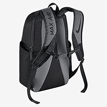 nike max air vapor backpack black