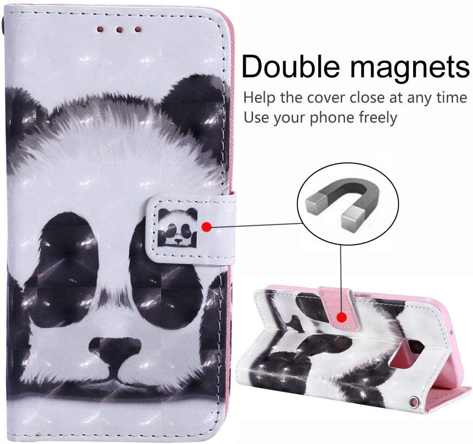 2 Card Slot iPhone 6 Case, iPhone 6S Case QLIKER Magnetic Closure Premium PU Leather Wallet Case Protective Cover for Apple iPhone 6 // 6S