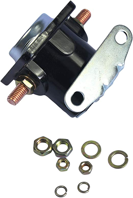JDMSPEED New Starter Solenoid Relay SW-3 For Ford Jeep Lincoln Mercury 1958-1991