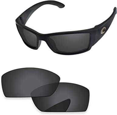Opt PapaViva Polarized Replacement Lenses For-Costa Del Mar Corbina Sunglasses