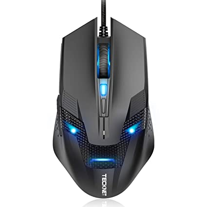 61328a7edb8 Amazon.in: Buy TeckNet Raptor M268 Six Button 3200DPI Gaming Mouse -Black  Online at Low Prices in India | Tecknet Reviews & Ratings