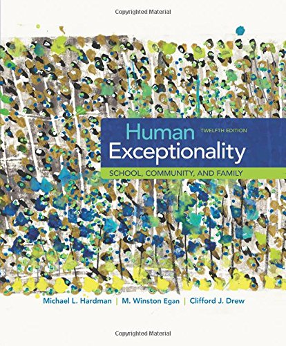 Human Exceptionality:School,Comm.+Fam.