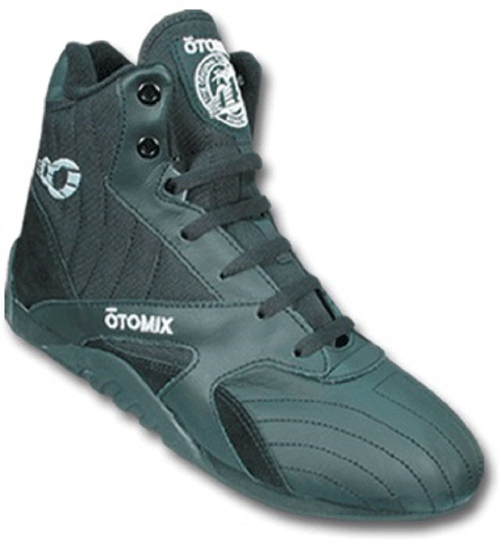 Otomix Power Trainer Women's Bodybuilding Shoes (Black, 7) by Otomix