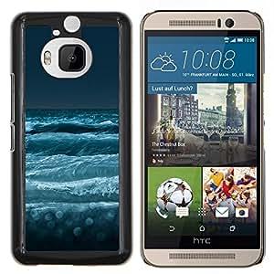 For HTC One M9Plus M9+ M9 Plus Case , Faro Faro de Lonely- Diseño Patrón Teléfono Caso Cubierta Case Bumper Duro Protección Case Cover Funda