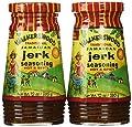 Walkerswood Traditional Jamaican Jerk Hot & Spicy 10oz 2/pack