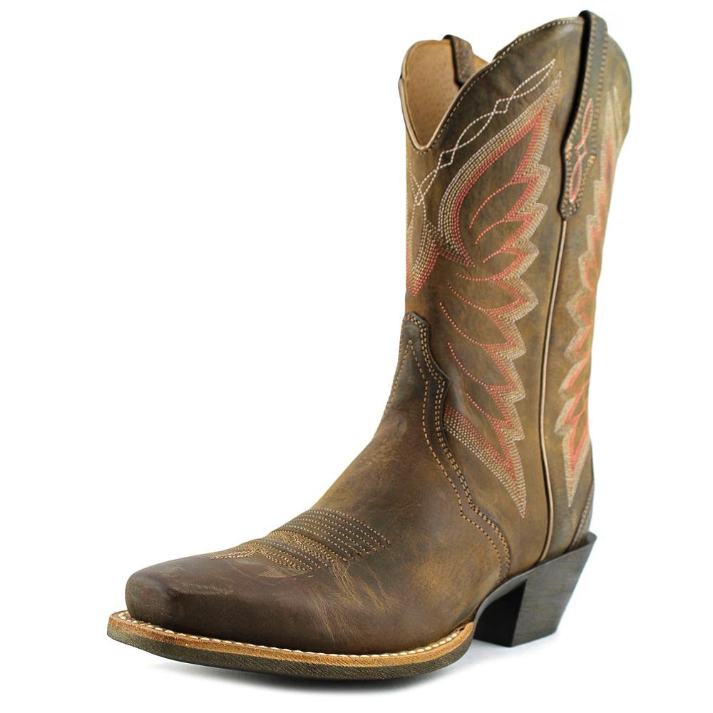 Ariat Women's Autry Western Cowboy Boot B06XB8WBSP 6 B(M) US|Brown