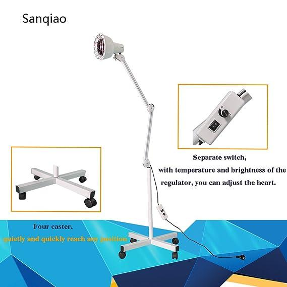 Sanqiao Lámpara Flexible Infrarroja para Termoterapia. Alivio para dolores musculares