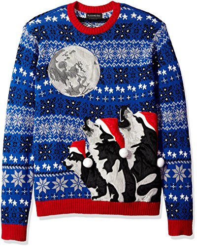 Dog Themed Ugly Christmas Sweater