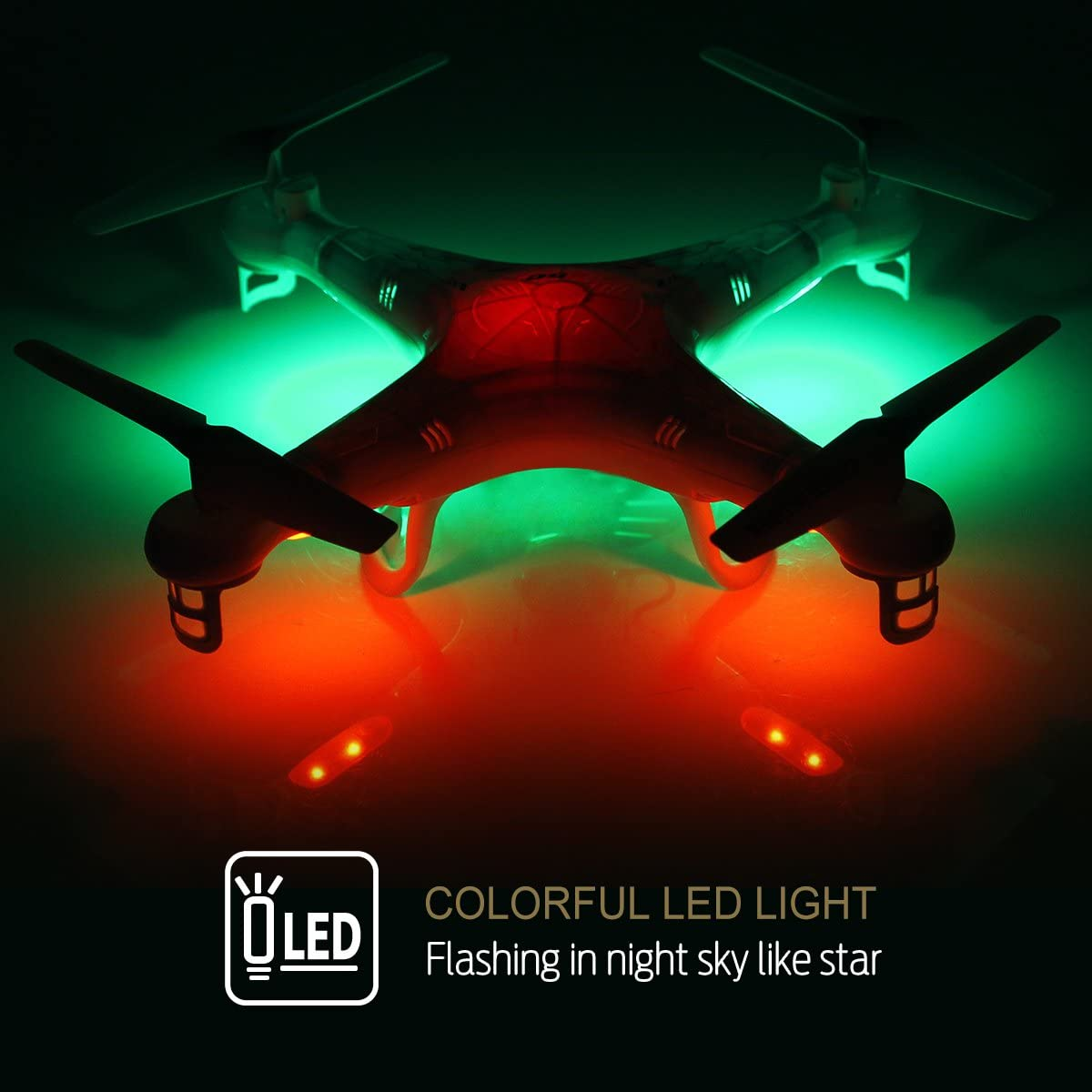 Syma X5A-1 dodoeleph is at #10 for best drones under 50 dollars